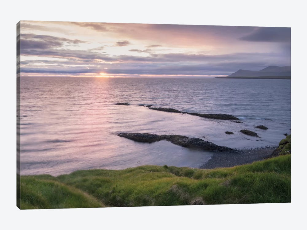 A Simple Sunrise by Danny Head 1-piece Art Print