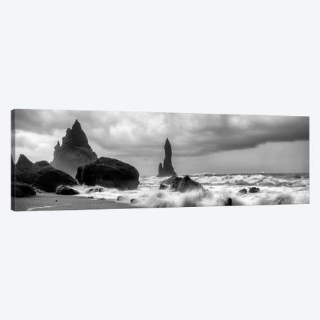 Black Sands Canvas Print #DNY58} by Danny Head Canvas Art