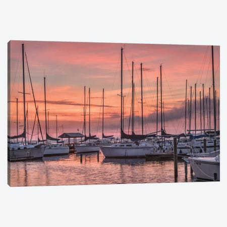 Dawning Day Canvas Print #DNY60} by Danny Head Canvas Print