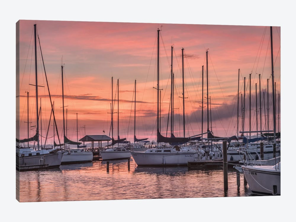 Dawning Day by Danny Head 1-piece Canvas Art Print