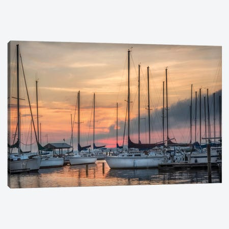 Five Until Sun Up Canvas Print #DNY64} by Danny Head Canvas Wall Art
