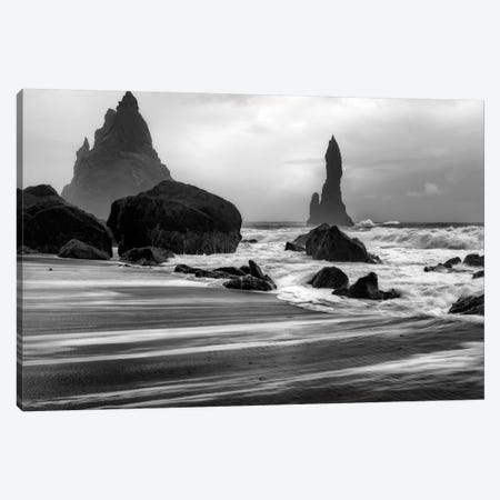 Wicked Waters Canvas Print #DNY78} by Danny Head Canvas Art