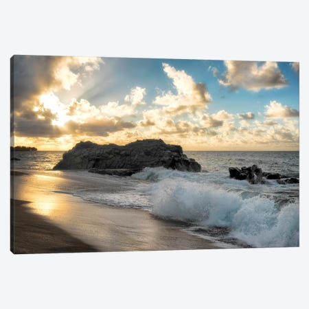 Crash Canvas Print #DNY79} by Danny Head Canvas Artwork