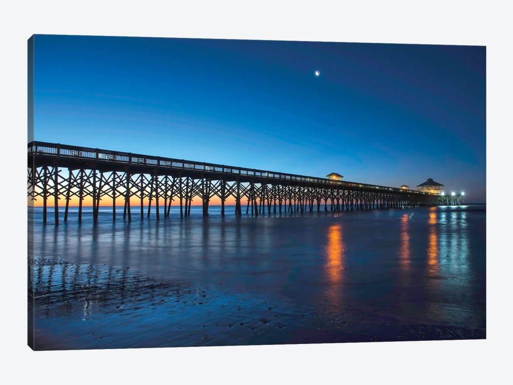 Coastal Daybreak by Danny Head 1-piece Canvas Art