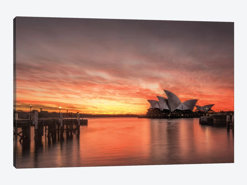 Color Reflections by Danny Head 1-piece Canvas Wall Art