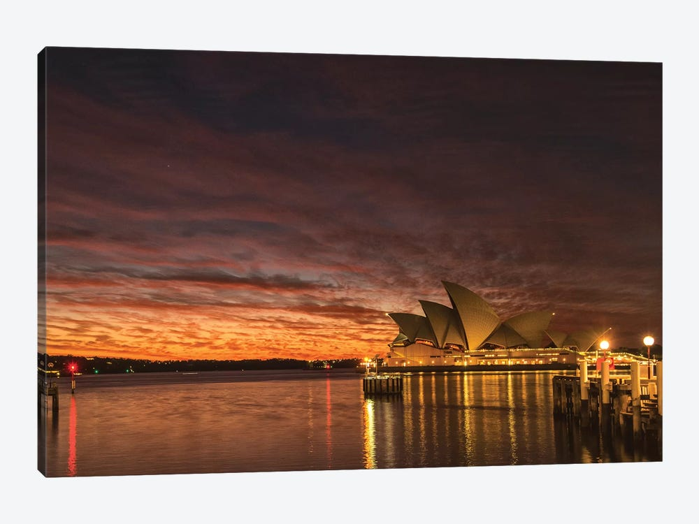Wake Up Sydney by Danny Head 1-piece Canvas Wall Art
