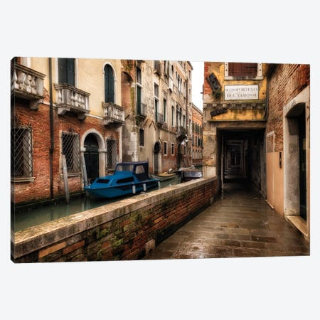 Del Tamossi Canvas Print #DNY99} by Danny Head Canvas Artwork