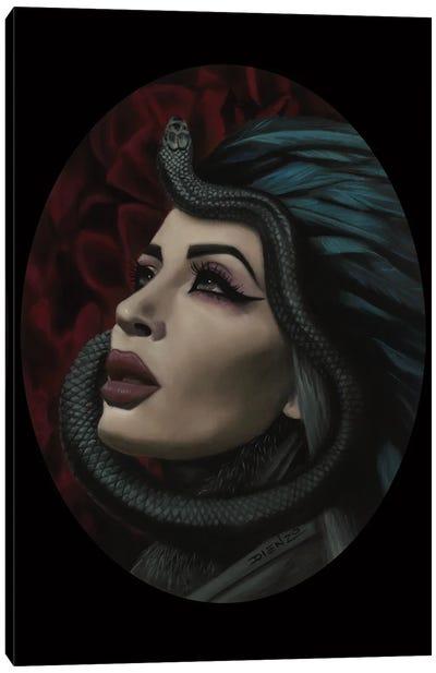 Diosa Canvas Art Print