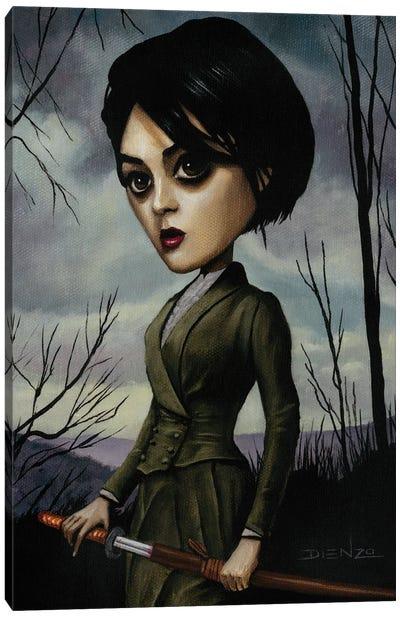 Alana Returning Canvas Art Print
