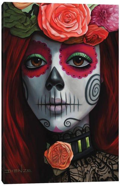 Maricela Canvas Art Print