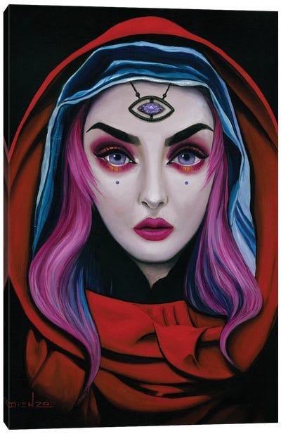 Mysticism Canvas Art Print