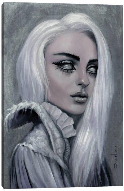 Brianne Canvas Art Print
