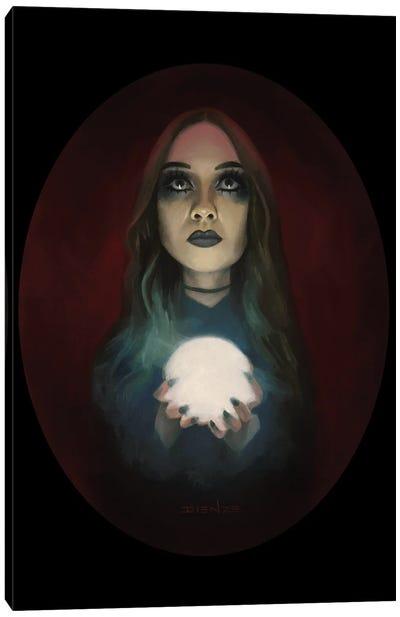 Conjuring Canvas Art Print