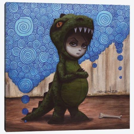 Dean-Oh Canvas Print #DNZ9} by DIENZO Art Print