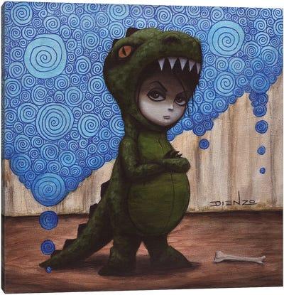 Dean-Oh Canvas Art Print