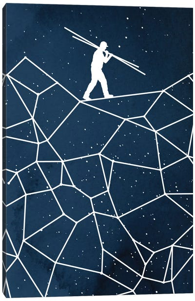 Constellate Canvas Art Print