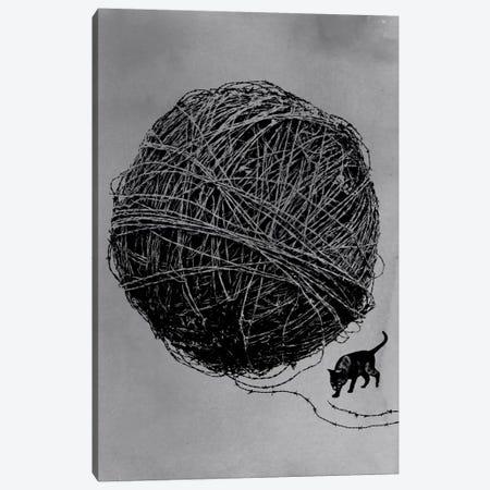 Curiosity Canvas Print #DOB14} by Rob Dobi Canvas Art Print