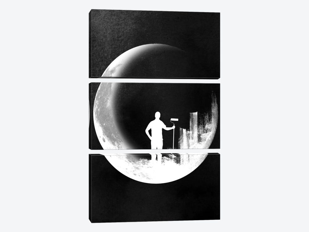 Equinox by Rob Dobi 3-piece Canvas Art Print