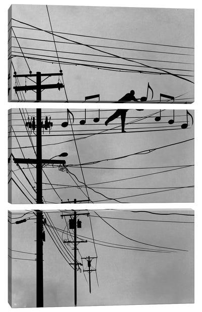 High Notes Canvas Art Print