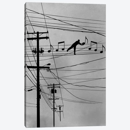 High Notes Canvas Print #DOB25} by Rob Dobi Canvas Wall Art