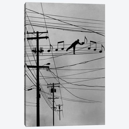 High Notes Canvas Print #DOB25} by Rob Dobi Canvas Wall Art