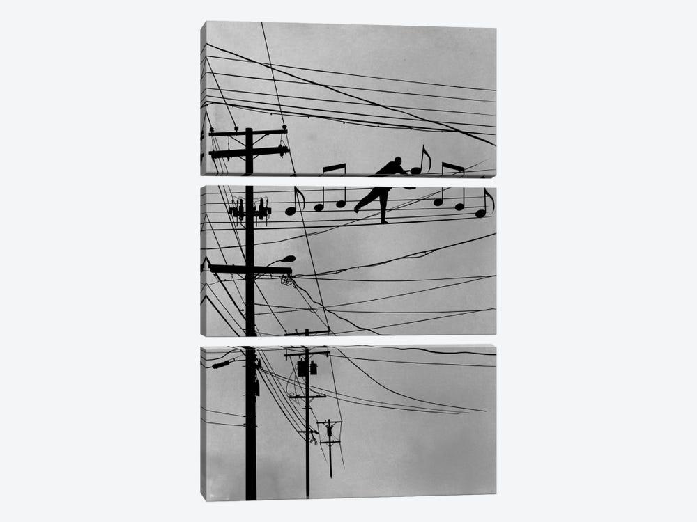 High Notes by Rob Dobi 3-piece Canvas Wall Art