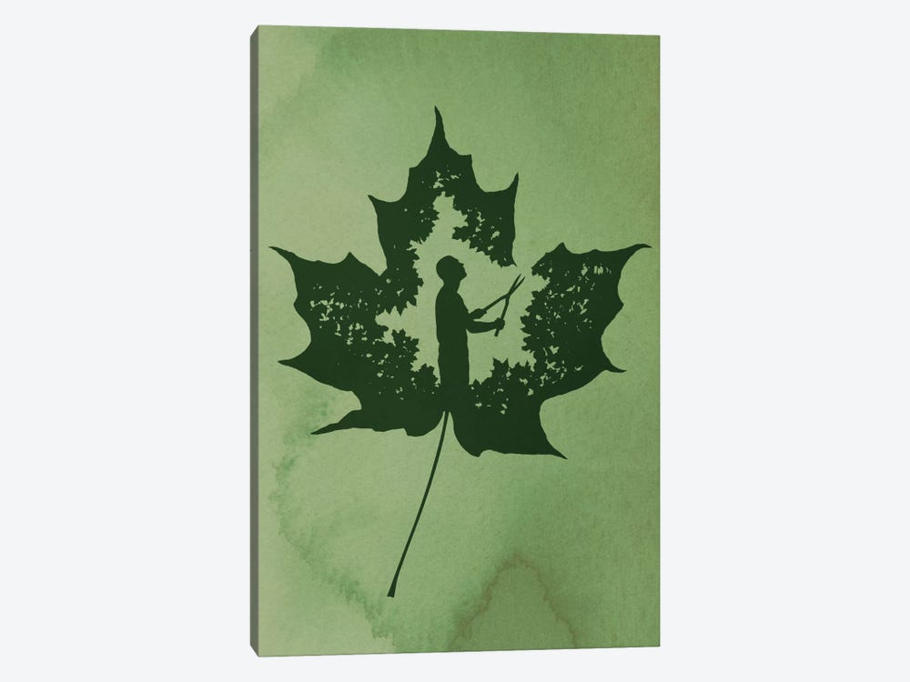A New Leaf by Rob Dobi 1-piece Art Print