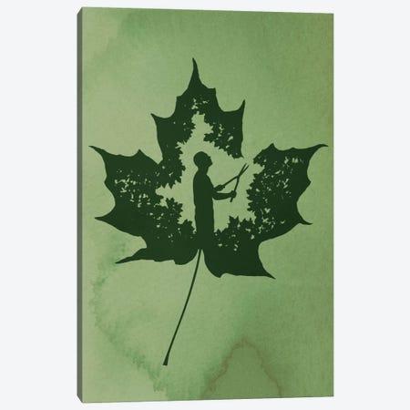 A New Leaf Canvas Print #DOB2} by Rob Dobi Canvas Art Print