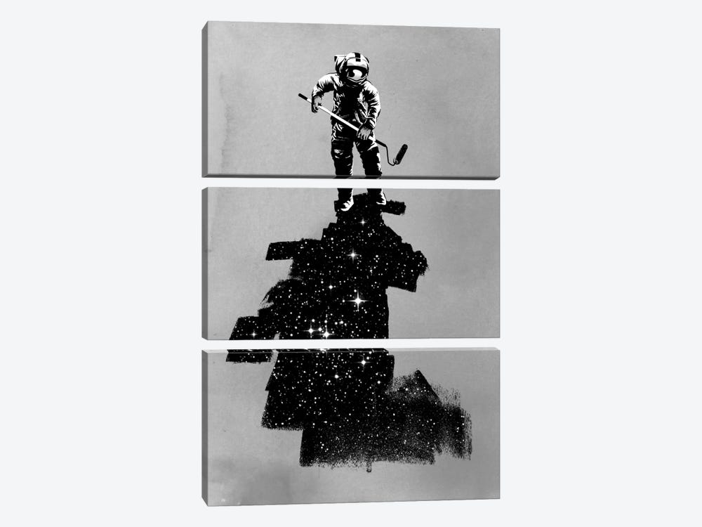 Negative Space 3-piece Canvas Wall Art