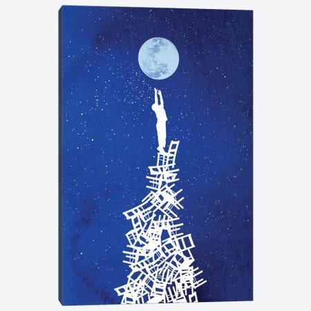 Out Of Reach Canvas Print #DOB33} by Rob Dobi Canvas Art