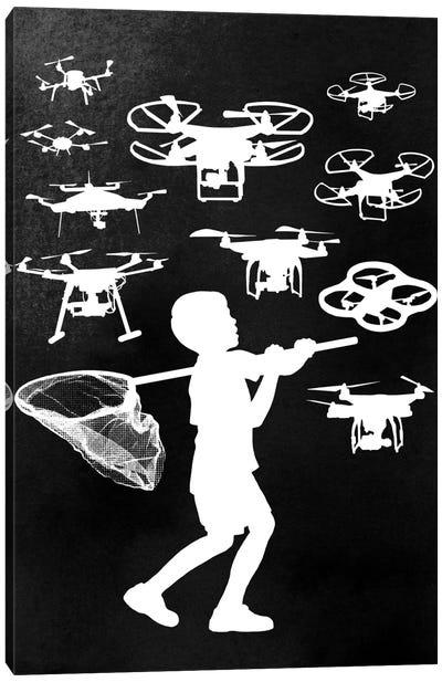 Safety Net Canvas Print #DOB44