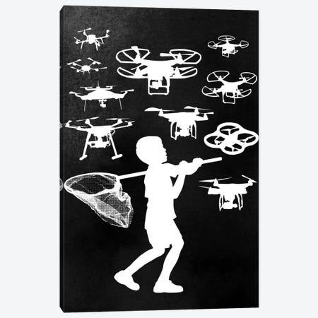 Safety Net Canvas Print #DOB44} by Rob Dobi Canvas Art