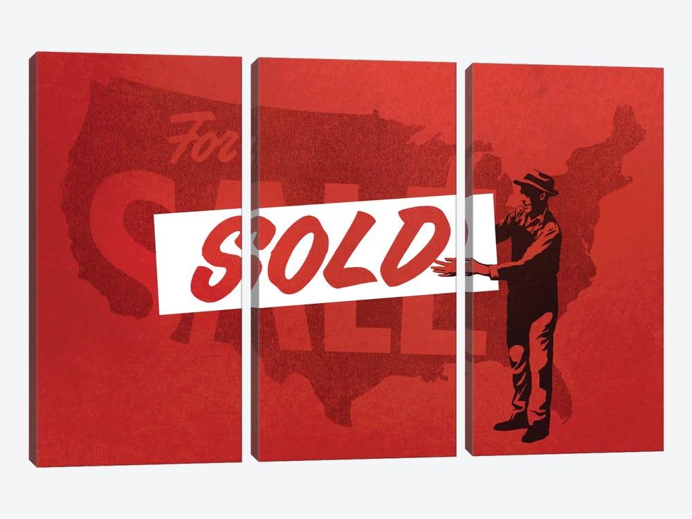 Sold by Rob Dobi 3-piece Canvas Wall Art