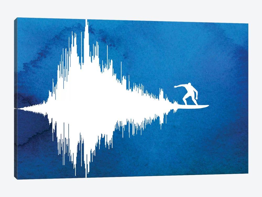 Soundwave by Rob Dobi 1-piece Canvas Artwork