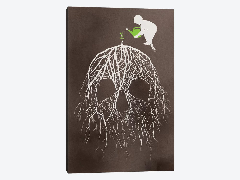 Bad Seed 1-piece Canvas Art Print