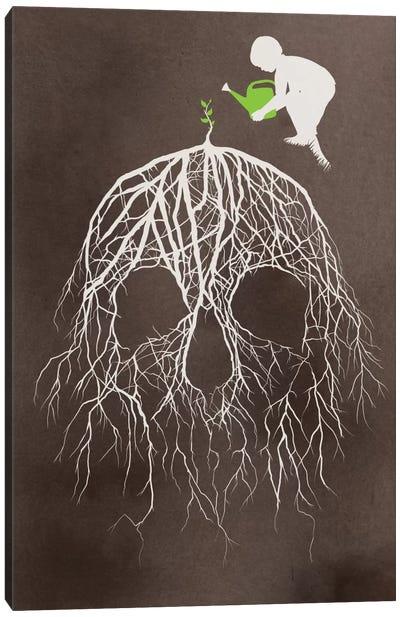 Bad Seed Canvas Art Print