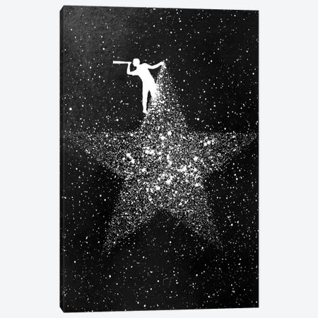 Star Gazing Canvas Print #DOB50} by Rob Dobi Canvas Wall Art