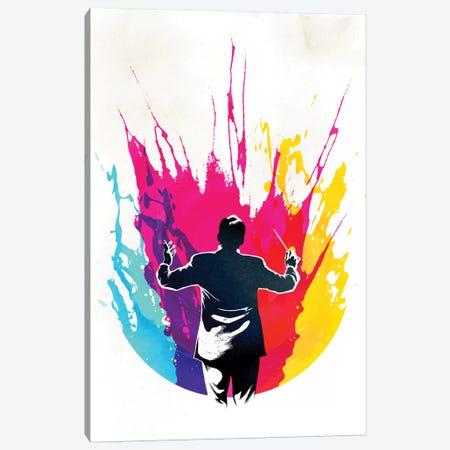 Symphony 3-Piece Canvas #DOB56} by Rob Dobi Canvas Art Print