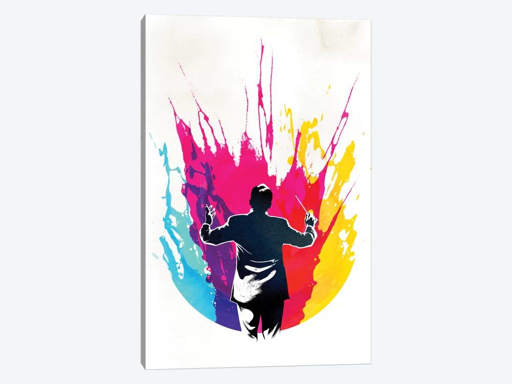 Symphony by Rob Dobi 1-piece Canvas Wall Art