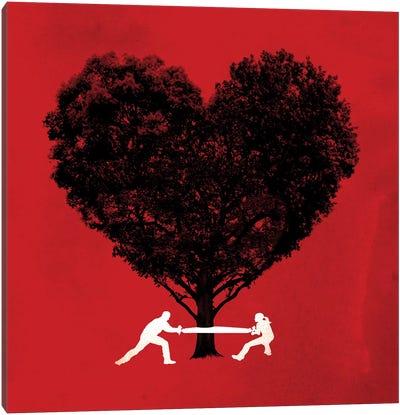 Labor Of Love Canvas Art Print