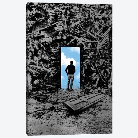 Optimist Canvas Print #DOB62} by Rob Dobi Canvas Print