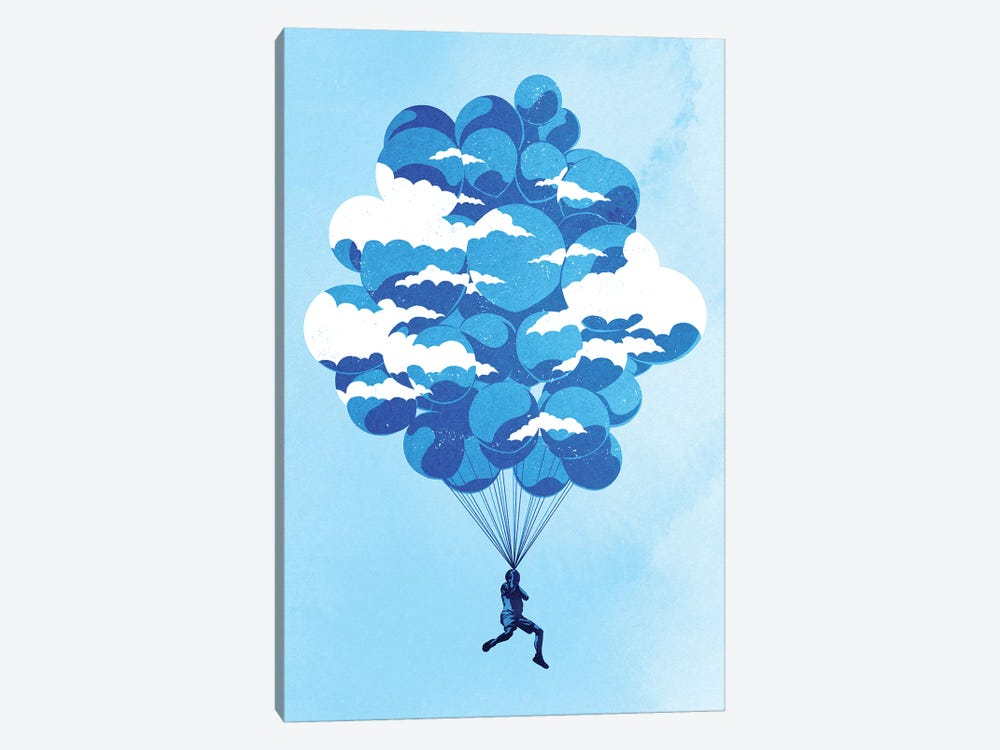 Up In The Air by Rob Dobi 1-piece Canvas Artwork