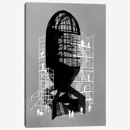 Bombshell Canvas Print #DOB9} by Rob Dobi Art Print