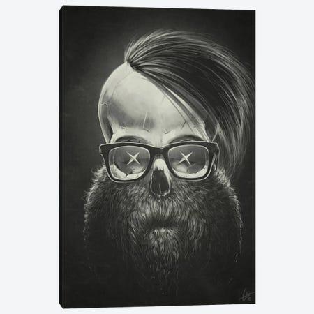 N.E.R.D. Canvas Print #DOC10} by Dr. Lukas Brezak Art Print