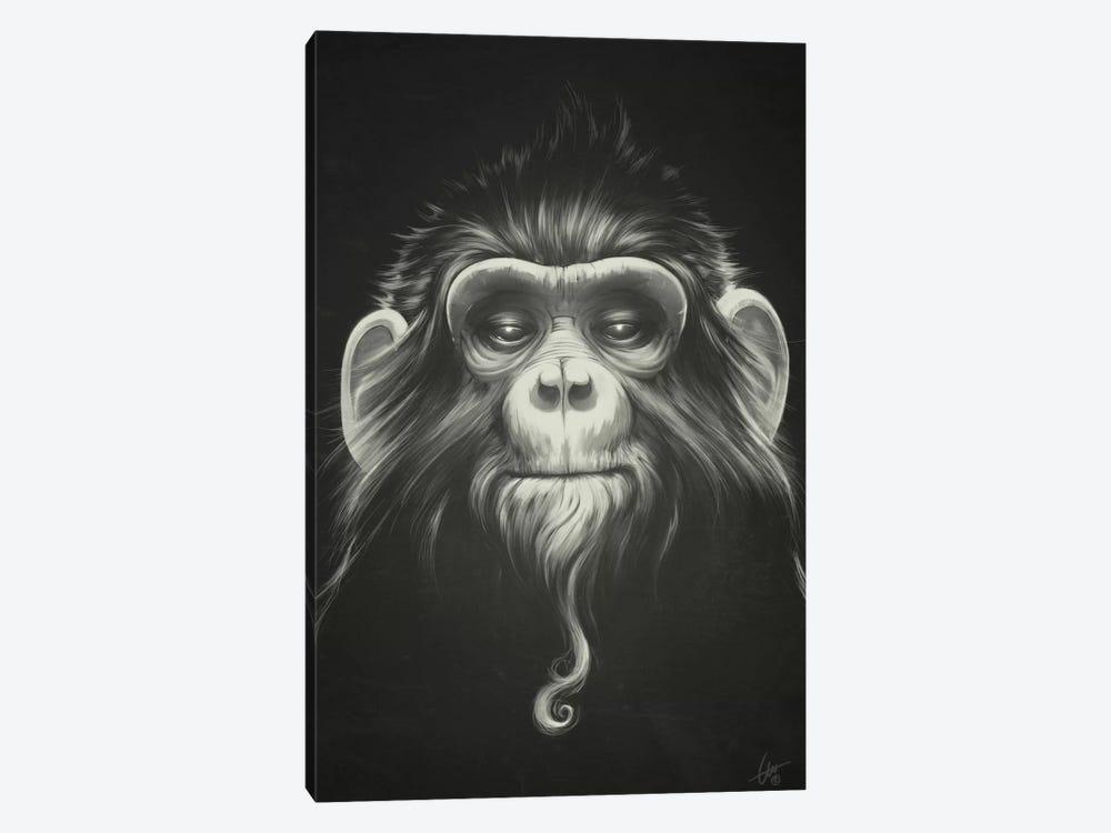 Prisoner I by Dr. Lukas Brezak 1-piece Canvas Artwork