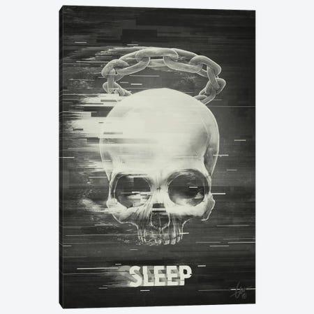 Sleep Canvas Print #DOC21} by Dr. Lukas Brezak Canvas Art