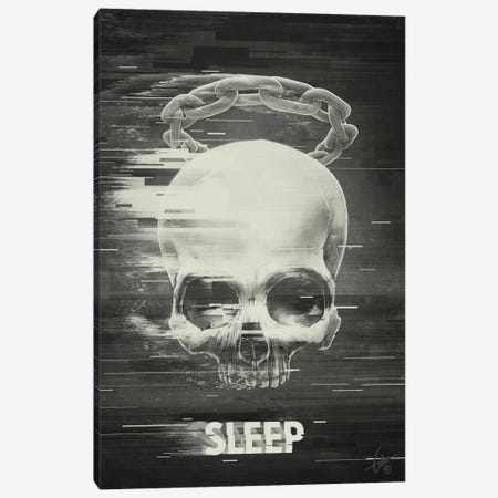Sleep Canvas Print #DOC21} by Dr. Lukas Brezak Canvas Art