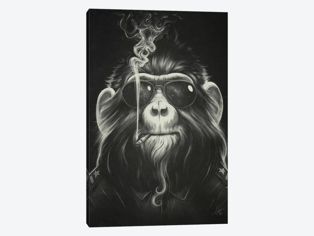 Smoke 'Em by Dr. Lukas Brezak 1-piece Canvas Wall Art