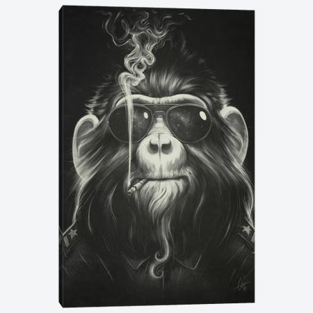 Smoke 'Em Canvas Print #DOC22} by Dr. Lukas Brezak Canvas Wall Art