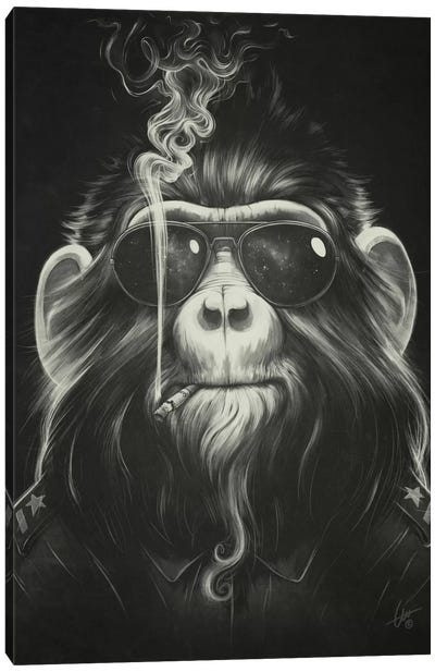 Smoke 'Em Canvas Art Print